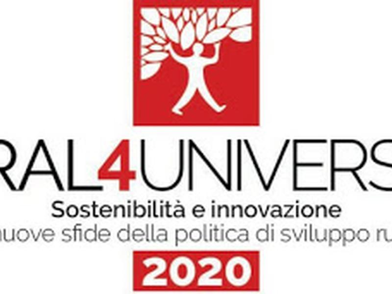 "Al via ""Rural4Università"" 2020"